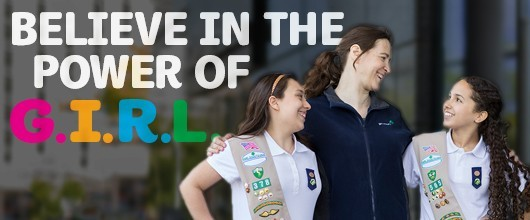 Renew her Girl Scout membership today!